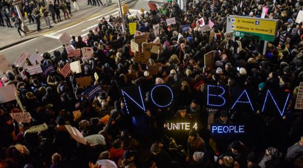 Trump's Immigration Ban: Who Is Barred and Who Is Not