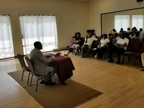 Gabonese community 2
